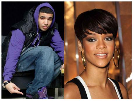 Rihanna dating rapper aubrey drake graham
